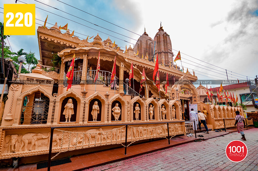 Hanuman Mandir Malbazar West Bengal