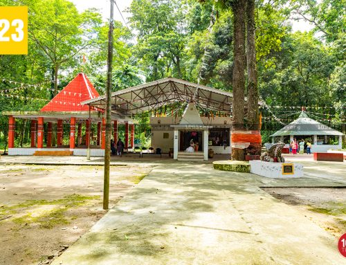 Junglee Baba Mandir –  Bangdubi, Bagdogra, Dalkajhar Forest, West Bengal