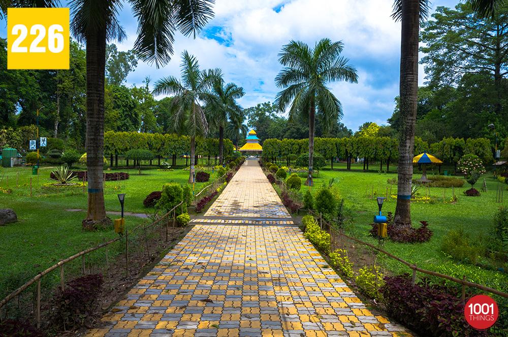 Malbazar Park in Jalpaiguri