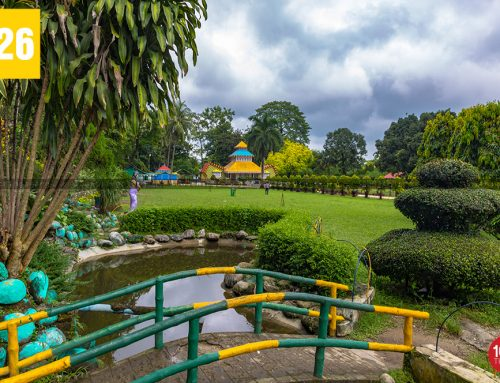#226 – Malbazar Park – The Best Attraction In Jalpaiguri