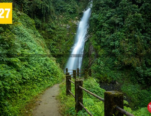 Changey Waterfalls Kalimpong – How To Reach Changey Falls