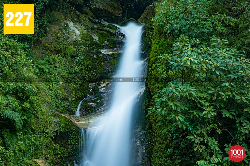 Changey Waterfall