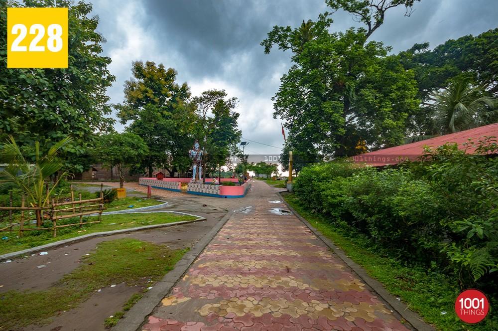 Bhramari Devi Temple