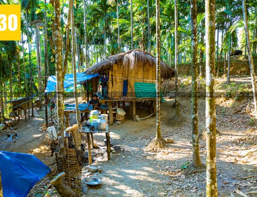 Totopara – The Idyllic World of Toto Tribes