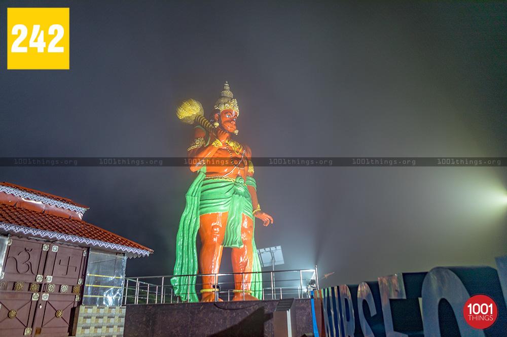 Hanuman Statue - Kurseong View Point