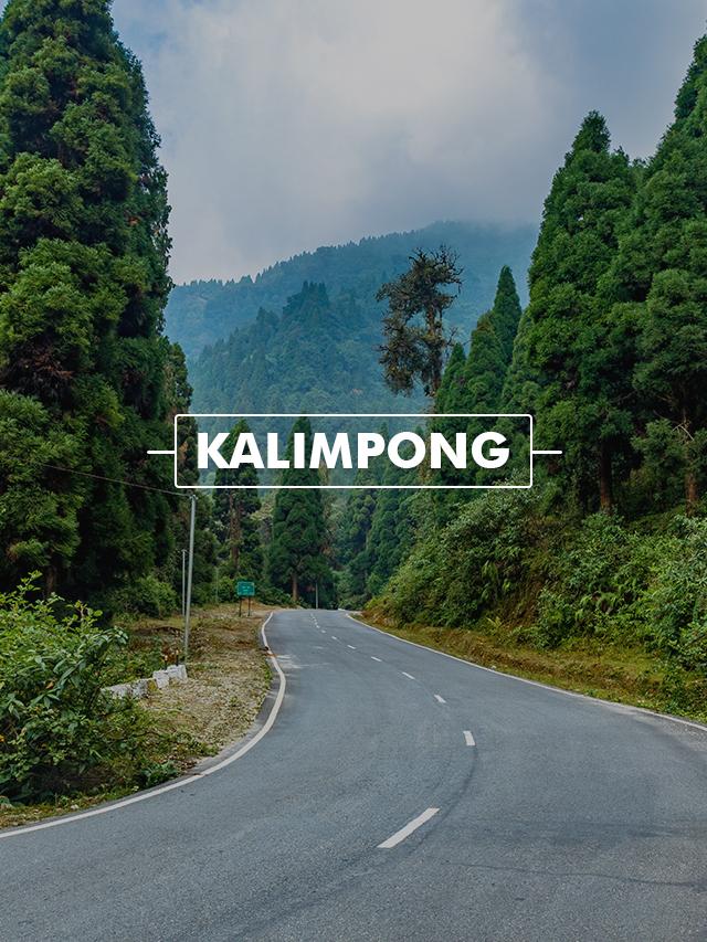 kalimpong sightseeing