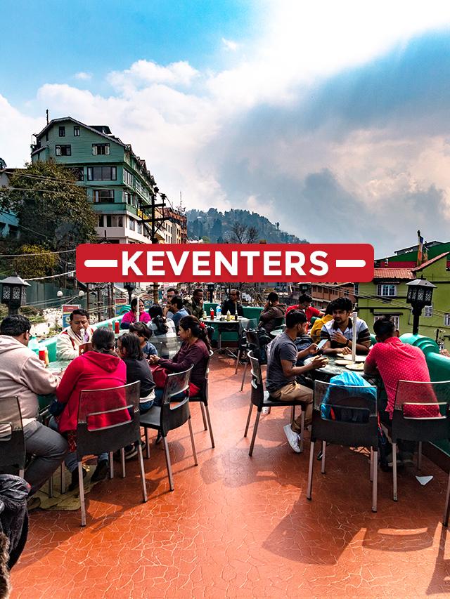Keventers - Darjeeling Restaurants