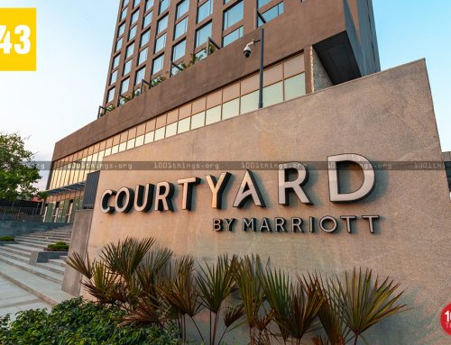 Courtyard by Marriott Siliguri Has it All: Architecture, Interior, Services, Hospitality, and Food