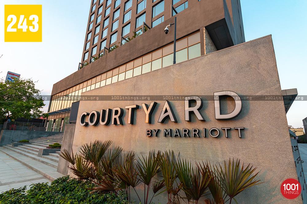 Courtyard,-Marriot siliguri